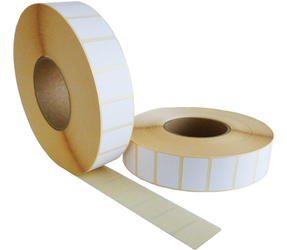 Zebra Labels Z-Perform 1000D (3004861-T) kompatibel, 51mm x 32mm, 4790 Etiketten, 76mm Kern, weiß, eco permanent