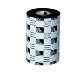 Nastro (ribbon) termico, 2300, cera, 50mm x 450m, nero (in scatole da 24 rotoli)